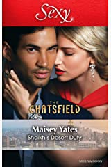 Sheikh's Desert Duty (The Chatsfield Book 9) Kindle Edition