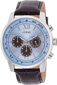 [ゲス] 腕時計 W0380G6 メンズ 並行輸入品 ブラウン