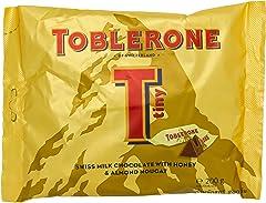 Toblerone Mini Milk Chocolate Share Bag, 200g