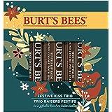 BURTS BEES Festive Kiss Trio Lip Shimmers Holiday Gift Kit, 1 EA