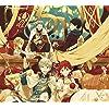 赤髪の白雪姫 木々・セイラン(きき・セイラン),ミツヒデ・ルーエン,オビ,ゼン・ウィスタリア・クラリネス,白雪(しらゆき) HD(1440×1280)スマホ壁紙/待ち受け