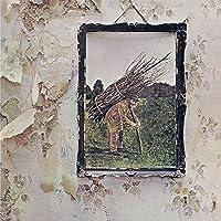 Led Zeppelin IV [REMASTERED ORIGINAL VINYL 1LP] [12 inch Ana…