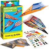 Creativity for Kids Paper Aeroplane Squadron Mini Kit by Creativity for Kids
