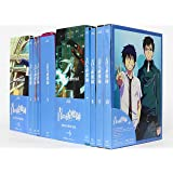 青の祓魔師 完全生産限定版 Blu-ray ブルーレイ全10巻セット