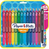 Paper Mate InkJoy Gel Pens | Medium Point (0.7mm) | Assorted Colours | 14 Count