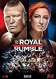 WWE ロイヤルランブル 2019 DVD 輸入盤 リージョン1 最初で最後イタミヒデオの勇姿を見逃すな! シンスケナカ…