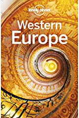 Lonely Planet Western Europe (Travel Guide) Kindle Edition