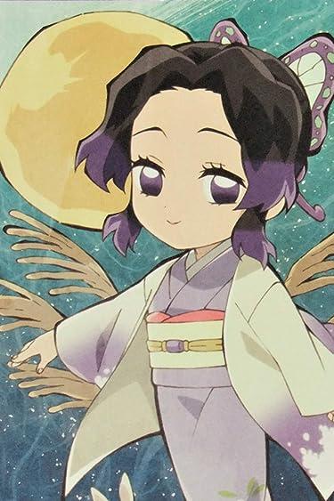 鬼滅の刃  iPhone/Androidスマホ壁紙(640×960)-2 - 胡蝶しのぶ