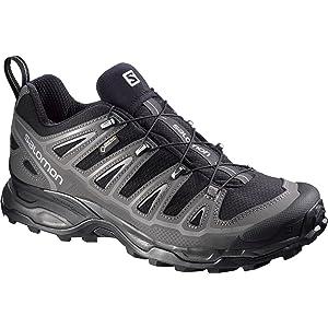 [サロモン] SALOMON トレッキングシューズ ハイキングシューズ 防水 登山靴