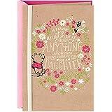 Hallmark Birthday Greeting Card for Daughter (Winnie The Pooh)
