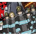 炎炎ノ消防隊 QHD(1080×960) 第8特殊消防隊