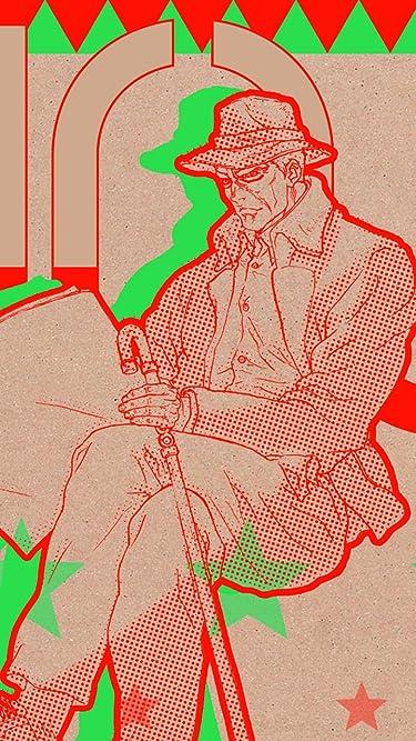 ジョジョの奇妙な冒険  iPhone/Androidスマホ壁紙(540×960)-1 - スピードワゴン