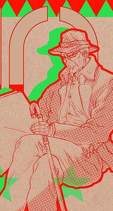 ジョジョの奇妙な冒険  iPhone/Androidスマホ壁紙(890×1590 or 854×1590)-1 - スピードワゴン