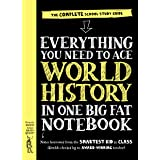 Everything You Need to Ace World History in One Big Fat Notebook: The Complete School Study Guide