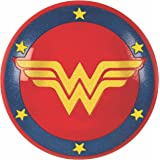 Rubie's DC Super Hero Girls Wonder Woman Shield, 12-Inches, One Size