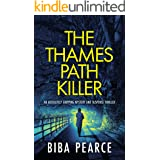 THE THAMES PATH KILLER an absolutely gripping mystery and suspense thriller (Detective Rob Miller Mysteries Book 1)