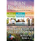 The Gallaghers of Sweetgrass Springs Boxed Set Two: Books 4-6 (Texas Heroes Boxed Sets Book 4)
