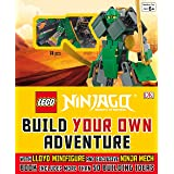 LEGO® NINJAGO: Build Your Own Adventure: With Lloyd Minifigure and Exclusive Ninja Merch, Book Includes More Than 50 Buil