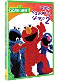Sesame Street - Kids Favorite Songs 2 [DVD] [Import]