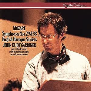 Symphonies 29 & 33