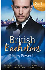 British Bachelors: Rich And Powerful - 3 Book Box Set (Tea for two) Kindle Edition