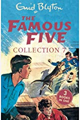 The Famous Five Collection 7: Books 19, 20 and 21 Kindle Edition