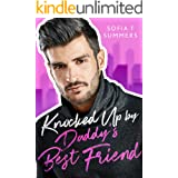 Knocked Up by Daddy's Best Friend: An Age Gap Pregnancy Romance (Forbidden Temptations)