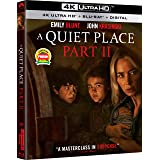 Quiet Place Part Ii (4K Ultra Hd)