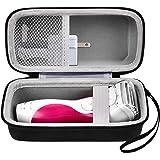Case Compatible with Panasonic ES2207P/ ES2291D/ ES2216PC Electric Shaver for Women Cordless 3 Blade Razor Pop-Up Trimmer Clo