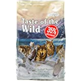 Taste of the Wild TOW2596 Wetlands Canine Formula with Roasted Fowl, 2kg