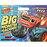 Blaze Big Monster Machines Giant Activity Pad