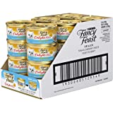 Fancy Feast Delights with Cheddar Tuna Wet Cat Food, Adult, 24x85g