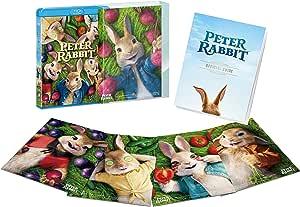 【Amazon.co.jp限定】ピーターラビット™ ブルーレイ&DVDセット (初回生産限定)(A4 ビジュアルシート8枚組セット) [Blu-ray]
