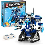CIRO Almubot Battlefield I, Remote Controlled Robot Building 405+ pieces Kit, Ages 8+