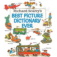 Richard Scarry's Best Picture Dictionary Ever (Giant Little…