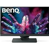 "BenQ PD2500Q 25"" 2K Designer Monitor, 2560x1440 2K QHD, Ips, 100% Rec.709 and sRGB, Factory Calibrated, Eye-Care, Ultra Slim"