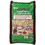 クリーンモフ 小動物用紙製の床材 KAMIYUKA ふんわりペーパーマット 500グラム (x 1)