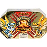 TREASURE X 41508 S2 Dragon Single Pack, Gold