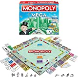 Winning Moves 1104 Monopoly The Mega Edition Game