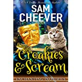 Croakies & Scream: A Magical Cozy Mystery with Talking Animals (Enchanting Inquiries Book 5)