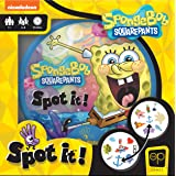 USAOPOLY Spot It! SpongeBob SquarePants | Fun Card Game for Kids and Adults | Featuring SpongeBob, Patrick, Squidward, The Kr