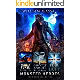 Monster Heroes: A 4-Book Box Set