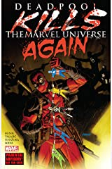 Deadpool Kills The Marvel Universe Again (Deadpool Kills The Marvel Universe Again (2017)) Kindle Edition