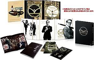 【Amazon.co.jp限定】 KINGSMAN / キングスマン ブルーレイ プレミアム・エディション (初回限定版) (ブロマイド5枚セット+Kingsmanオリジナル封筒付) [Blu-ray]