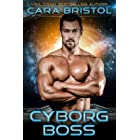 Cyborg Boss (Men of Mettle Book 3)