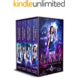 Paranormal University Complete Series Omnibus: An Unveiled Academy Novel