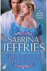 The Study of Seduction: Sinful Suitors 2: Enchanting Regency romance at its best! Kindle Edition