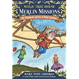 Monday with a Mad Genius (Magic Tree House (R) Merlin Mission)