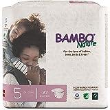 Bambo Nature Baby Diaper, Junior, 27ct