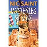 The Mysteries of Max: Books 16-18 (The Mysteries of Max Box Sets Book 6)
